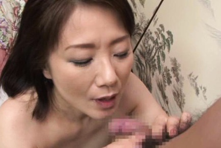 Kaoru Namiki 69 position with cum on her face